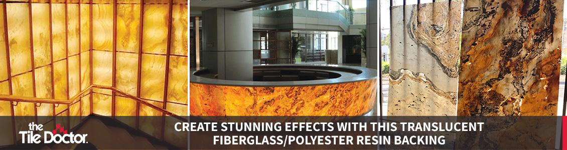 VersaLite Stone Veneer Creates Stunning Effects